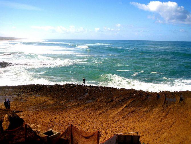 В декабре в Марокко океан уже очень холодный и купаться не получится, зато в это время великолепная экскурсионная программа!