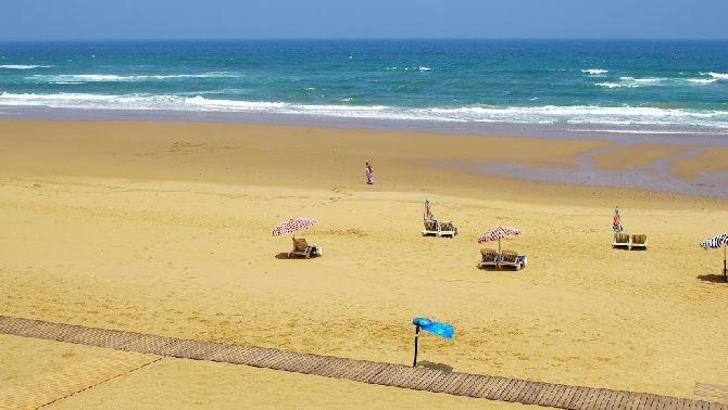 В сентябре в Марокко погода становится более приятной как для пляжного отдыха, так и для экскурсий, хотя и в это время бывает жарко